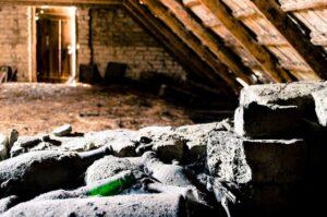 attic, pise, old attic